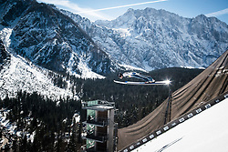 Casey Larson (USA) during the Trial Round of the Ski Flying Hill Individual Competition at Day 1 of FIS Ski Jumping World Cup Final 2019, on March 21, 2019 in Planica, Slovenia. Photo by Peter Podobnik / Sportida