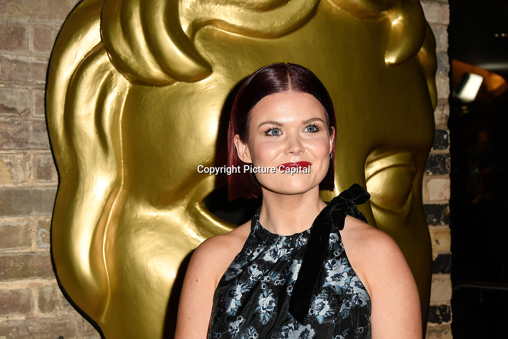 Lindsay Russell arrivers at the BAFTA Children's Awards 2018 at Roundhouse on 25 November 2018, London, UK.