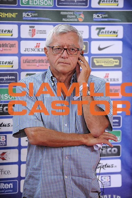 DESCRIZIONE : Rimini Trofeo Tassoni Italia Polonia Italy Poland<br /> GIOCATORE : Valerio Bianchini<br /> CATEGORIA : <br /> SQUADRA : Nazionale Italia Uomini <br /> EVENTO : Trofeo Tassoni<br /> GARA : Italia Polonia Italy Poland<br /> DATA : 13/08/2011<br /> SPORT : Pallacanestro<br /> AUTORE : Agenzia Ciamillo-Castoria/M.Marchi<br /> Galleria : Fip Nazionali 2011 <br /> Fotonotizia : Rimini Trofeo Tassoni Italia Polonia Italy Poland<br /> Predefinita :