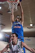DESCRIZIONE : Rieti Torneo Internazionale Lazio 2006 Italia-Lituania<br /> GIOCATORE : Allegretti<br /> SQUADRA : Italia<br /> EVENTO : Rieti Torneo Internazionale Lazio 2006<br /> GARA : Italia Lituania<br /> DATA : 22/06/2006 <br /> CATEGORIA : Schiacciata<br /> SPORT : Pallacanestro <br /> AUTORE : Agenzia Ciamillo-Castoria/E.Castoria<br /> Galleria : FIP Nazionale Italiana<br /> Fotonotizia : Rieti Torneo Internazionale Lazio 2006 Italia Lituania<br /> Predefinita :