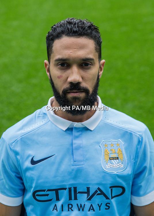 Manchester City's Gael Clichy