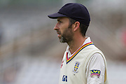 Graham Onions(Durham County Cricket Club) during the LV County Championship Div 1 match between Durham County Cricket Club and Warwickshire County Cricket Club at the Emirates Durham ICG Ground, Chester-le-Street, United Kingdom on 14 July 2015. Photo by George Ledger.