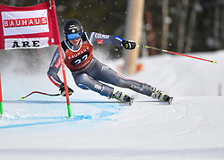 09.03.2017, Are, SWE, FIS Ski Alpin Junioren WM, Are 2017, Super G, Herren, im Bild Nils Alphand (FRA) Winner // during med's SuperG of the FIS Junior World Ski Championships 2017. Are, Sweden on 2017/03/09. EXPA Pictures © 2017, PhotoCredit: EXPA/ Nisse<br /> <br /> *****ATTENTION - OUT of SWE*****