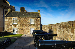 The Grand Battery at Stirling Castle, Scotland<br /> <br /> (c) Andrew Wilson | Edinburgh Elite media