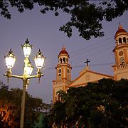 REPORTAJE DEL ESTADO SUCRE<br /> Photography by Aaron Sosa<br /> Catedral de Carupano<br /> Carupano, Estado Sucre - Venezuela 2007<br /> (Copyright © Aaron Sosa)