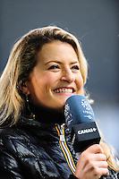 Astrid Bard - 21.03.2015 - Lyon / Nice - 30eme journee de Ligue 1 -<br /> Photo : Jean Paul Thomas / Icon Sport