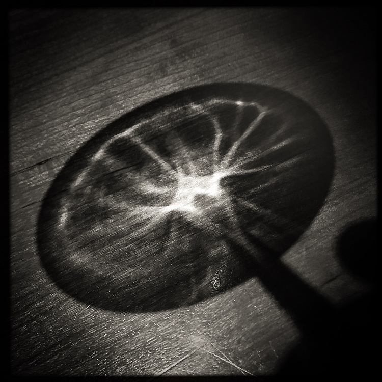 fine art monochrome image from the shadows and light series by ETS
