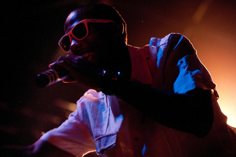 B.o.B., 9:30 Club, Washington, DC, 8/5/09