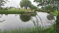BIDDINGHUIZEN - Golfbaan Dorhout Mees in Biddinghuizen. COPYRIGHT KOEN SUYK
