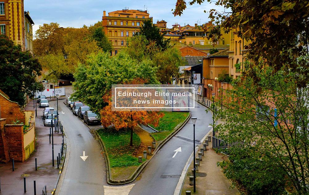 Street scene in Toulouse, FRance<br /> <br /> (c) Andrew Wilson   Edinburgh Elite media