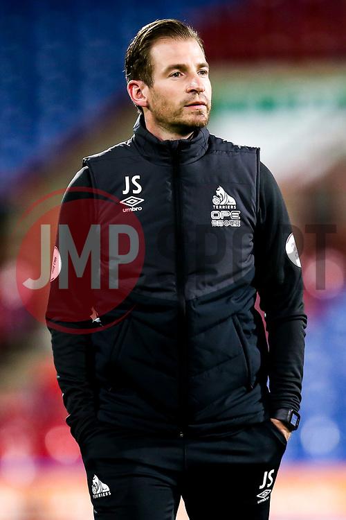 Huddersfield Town manager Jan Siewert - Mandatory by-line: Robbie Stephenson/JMP - 29/01/2019 - FOOTBALL - The John Smith's Stadium - Huddersfield, England - Huddersfield Town v Everton - Premier League