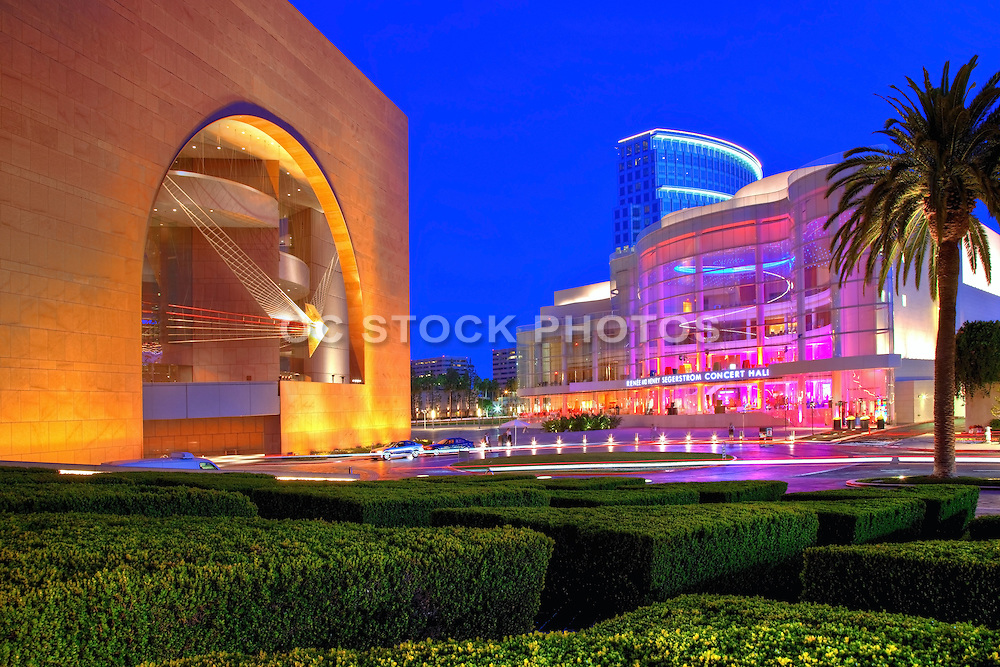 Segerstrom Center For The Performing Arts In Costa Mesa California