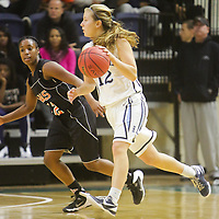 The New Hanover High School Girls faced Hoggard High School in the Championship game of the Leon Brogden Holiday Tournament Saturday December 27, 2014 at UNCW. (Jason A. Frizzelle)