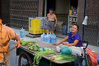 Shop in Wezhou China.