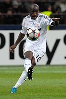 Fotball<br /> Italia<br /> Foto: Inside/Digitalsport<br /> NORWAY ONLY<br /> <br /> Lassana DIARRA Real<br /> <br /> 03.11.2009<br /> Milan v Real Madrid 1-1