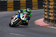 Michael SWEENEY, Martin Jones Racing, BMW<br /> <br /> 64th Macau Grand Prix. 15-19.11.2017.<br /> Suncity Group Macau Motorcycle Grand Prix - 51st Edition<br /> Macau Copyright Free Image for editorial use only