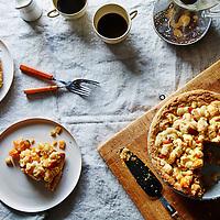 Butternut Squash Pie Cake