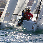 14 de diciembre 2014- Circuito Clase J70 en Vigo