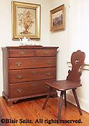 Woodwork, Antiques, Moravian Museum, Bethlehem, PA