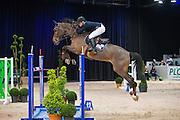 Petronella Andersson - Carriere<br /> Indoor Drachten 2017<br /> © DigiShots