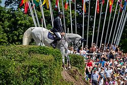 PETERS Jan (GER), Kokolores <br /> Hamburg - 90. Deutsches Spring- und Dressur Derby 2019<br /> J.J.Darboven präsentiert: <br /> 90. Deutsches Spring-Derby<br /> Bemer Riders Tour - Wertungsprüfung 3. Etappe <br /> CSI4* - Derby Tour Springprüfung mit Stechen<br /> 02. Juni 2019<br /> © www.sportfotos-lafrentz.de/Stefan Lafrentz