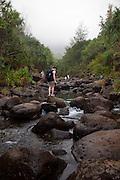 Hanakapiai, Napali Coast Trail, Kauai, Hawaii