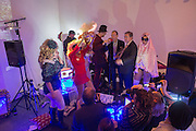 Closing party Mayor Gallery, Cork St. London. 17 December 2013
