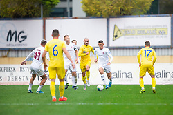 Anis Jasaragic of Triglav during football match between NK Domzale and NK Triglav in Round #18 of Prva liga Telekom Slovenije 2019/20, on November 23, 2019 in Sports park Domzale, Slovenia. Photo by Sinisa Kanizaj / Sportida