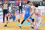 DESCRIZIONE : Varese, Lega A 2015-16 Openjobmetis Varese Dinamo Banco di Sardegna Sassari<br /> GIOCATORE : David Logan<br /> CATEGORIA : Palleggio blocco<br /> SQUADRA : Dinamo Banco di Sardegna Sassari<br /> EVENTO : Campionato Lega A 2015-2016<br /> GARA : Openjobmetis Varese vs Dinamo Banco di Sardegna Sassari<br /> DATA : 26/10/2015<br /> SPORT : Pallacanestro <br /> AUTORE : Agenzia Ciamillo-Castoria/I.Mancini<br /> Galleria : Lega Basket A 2015-2016 <br /> Fotonotizia : Varese  Lega A 2015-16 Openjobmetis Varese Dinamo Banco di Sardegna Sassari<br /> Predefinita :