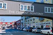 Cannery Row, Monterey, California. USA