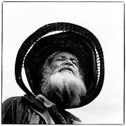"""""""El Caiman de Sanare""""<br /> Sanare, Estado Lara - Venezuela 2004<br /> Photography by Aaron Sosa"""
