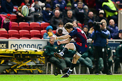 Ioan Lloyd of Bristol Bears - Mandatory by-line: Dougie Allward/JMP - 01/12/2019 - RUGBY - Ashton Gate - Bristol, England - Bristol Bears v London Irish - Gallagher Premiership Rugby