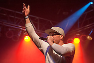 Dirtydice's Chris Christophersen performs at Spirit of Hip Hop on December 2, 2016 at the Knitting Factory in Boise, Idaho. This benefit show, presented by Earthlings Entertainment, utilized their hip hop roots to raise funds for Hays House and Idaho Food Bank.<br /> <br /> Performers included Freedom Renegades, Illest*Lyricists, Exit Prose, CoreVette Dance Crew, Dirtydice, Dedicated Servers, Earthlings Entertainment, DJ Manek and Auzomatik.