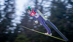 19.12.2014, Nordische Arena, Ramsau, AUT, FIS Nordische Kombination Weltcup, Skisprung, PCR, im Bild Matti Herola (FIN) // during Ski Jumping of FIS Nordic Combined World Cup, at the Nordic Arena in Ramsau, Austria on 2014/12/19. EXPA Pictures © 2014, EXPA/ JFK