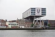 Nedrland, the netherlands, Rotterdam, 29-7-2017Hoofkantoor van voedingsbedrijf Unilever. Deze multinational heeft veel merken .Foto: Flip Franssen