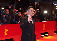 Actor Wang Jingchun at the Award Ceremony red carpet at the 69th Berlinale International Film Festival, on Saturday 16th February 2019, Berlinale Palast, Berlin, Germany.