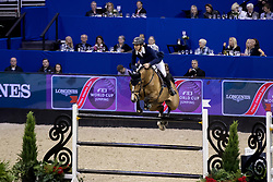Guerdat Steve, SUI, Bianca<br /> Round 1<br /> Longines FEI World Cup Jumping Final, Omaha 2017 <br /> © Hippo Foto - Dirk Caremans<br /> 31/03/2017
