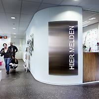 Nederland, Alkmaar , 6 oktober 2011..Huiartsenpost Alkmaar...Ondamks huisartsenmanifest bleef drukte bij de huisartsenposten in Nederland uit..Foto:Jean-Pierre Jans