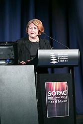 SOPAC 2013