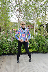 TWIGGY at the 2015 RHS Chelsea Flower Show at the Royal Hospital Chelsea, London on 18th May 2015.