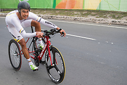 AYALA AYALA Nestor, COL, T2, Cycling, Time-Trial at Rio 2016 Paralympic Games, Brazil