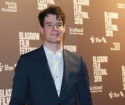 Glasgow Film Festival 2019<br /> <br /> The UK Premiere of The Vanishing<br /> <br /> Pictured: Connor Swindells <br /> <br /> (c) Aimee Todd | Edinburgh Elite media