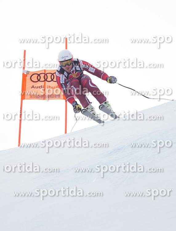 19.01.2016, Streif, Kitzbuehel, AUT, FIS Weltcup Ski Alpin, Kitzbuehel, 1. Abfahrtstraining, Herren, im Bild Kjetil Jansrud (NOR) // Kjetil Jansrud of Norway in action during 1st Training of the men's Downhill Race of Kitzbuehel FIS Ski Alpine World Cup at the Streif in Kitzbuehel, Austria on 2016/01/19. EXPA Pictures © 2016, PhotoCredit: EXPA/ Johann Groder