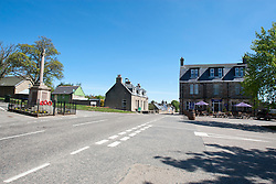 Views of Archiestown, which is a small village in Moray, Scotland...©2011 Michael Schofield. All Rights Reserved..