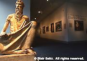 Sculpture and Paintings, Michener Museum, Doylestown,  Bucks Co., Pennsylvania