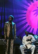 Baaba Maal performs at the Island 50 concerts Hammersmith Empire - London 2009