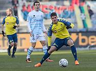 FODBOLD: Christian Nørgaard (Brøndby IF) under kampen i ALKA Superligaen mellem Brøndby IF og FC Helsingør den 25. februar 2018 på Brøndby Stadion. Foto: Claus Birch.