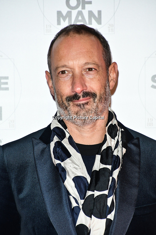 Julian Vogel Arrivers at GQ 30th Anniversary celebration at Sushisamba, The Market, Convent Garden on 29 October 2018.