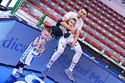 Scott Bamforth Figli<br /> Banco di Sardegna Dinamo Sassari - Germani Basket Leonessa Brescia<br /> Legabasket Serie A LBA PosteMobile 2017/2018<br /> Sassari, 08/04/2018<br /> Foto L.Canu / Ciamillo-Castoria