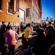 First Friday, Crossroads Art District, KCMO, April 2009